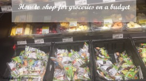 How to shop for groceries on a budget
