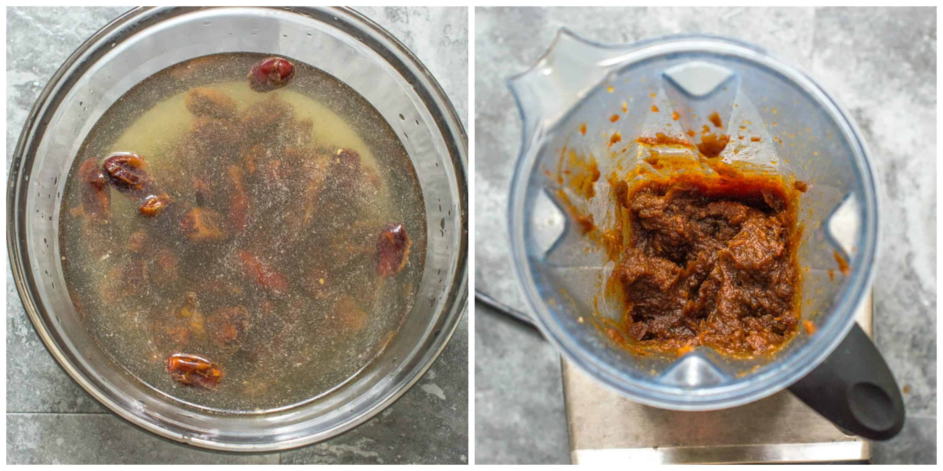 How to make date paste steps 3-4