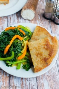 Jamaican bammy recipe (Paleo, vegan)