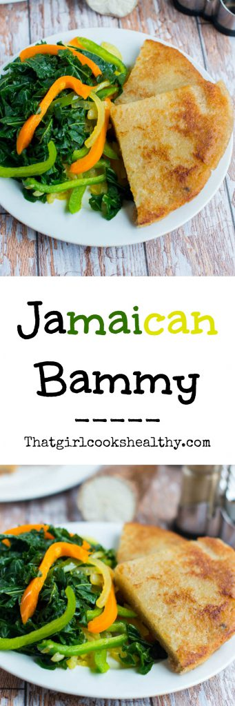 jamaican bammy collage 341x1024 - Jamaican bammy recipe