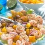 Cold mango prawn salad 150x150 - mango prawn salad recipe