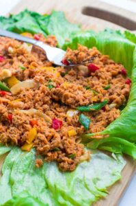 Simple hot tuna salad recipe