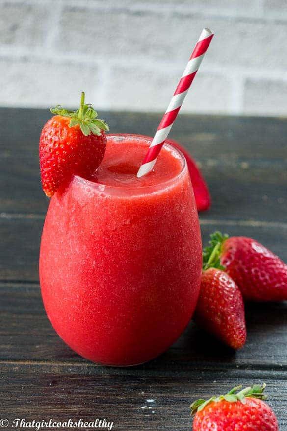Strawberry-slush-recipe