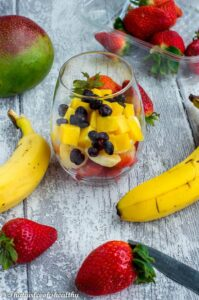 All star breakfast fruit