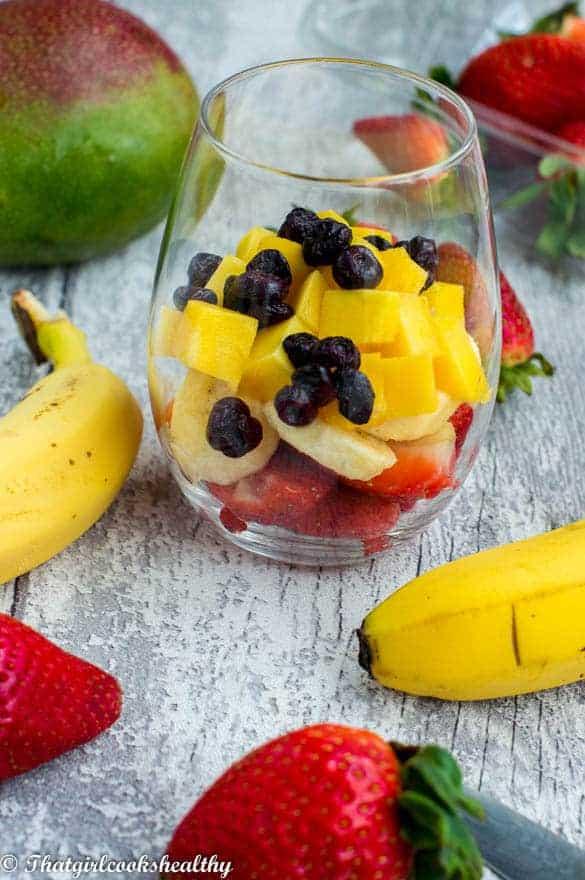 All star breaksfast fruit