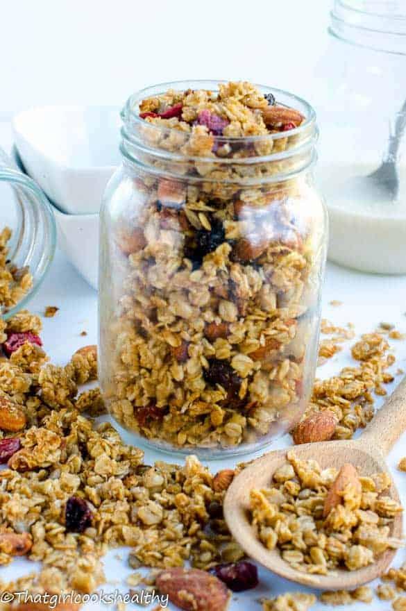 Gluten free granola2