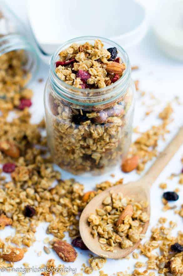Gluten free granola3