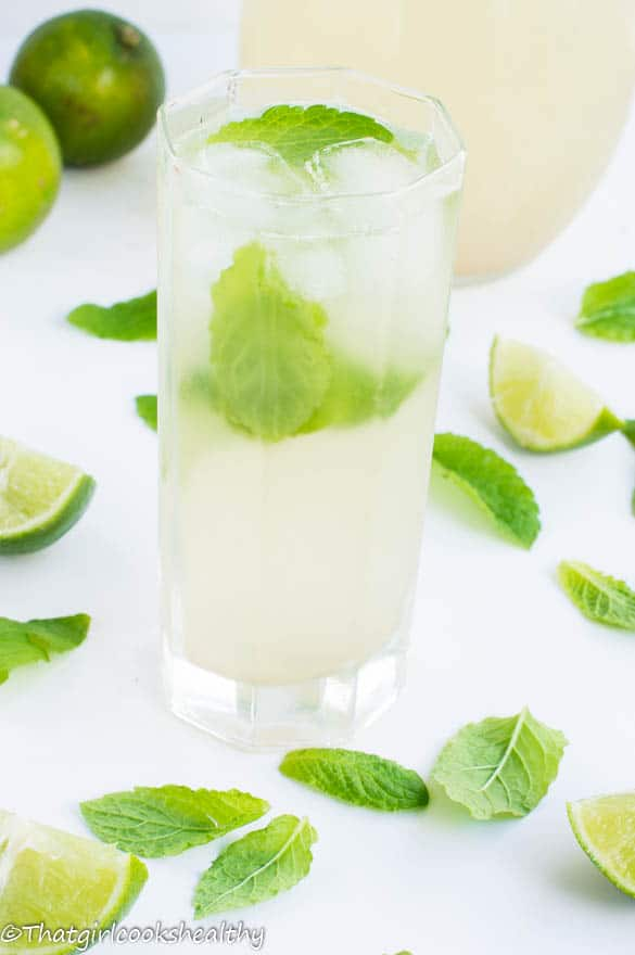 Mint lime drink2
