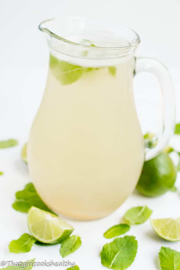 Mint lime drink3