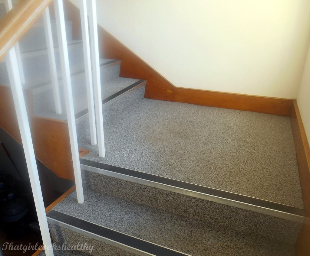 stairs at work