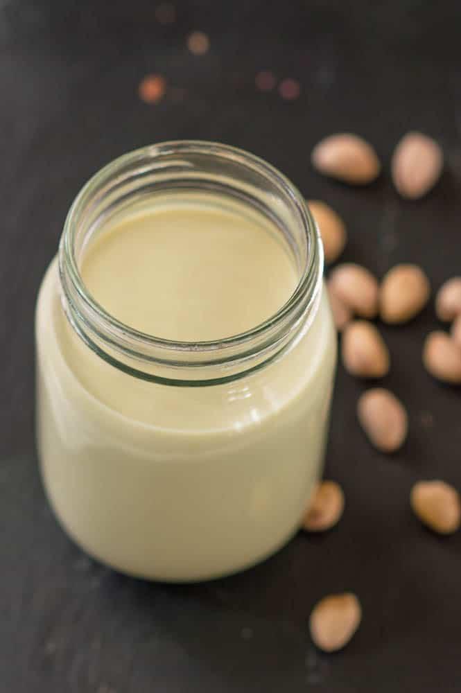 Pistashio milk recipe