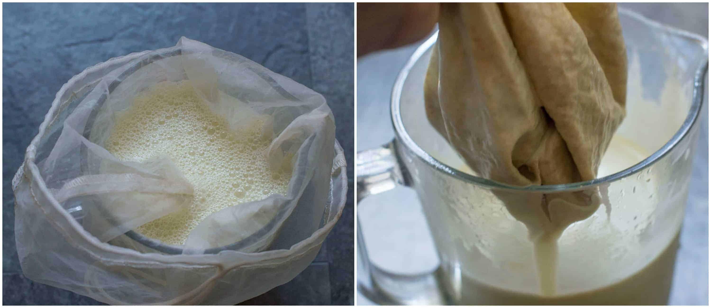 pistachio milk steps 3-4