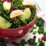Curly kale fruit salad 150x150 - Curly kale fruit salad (vegan)