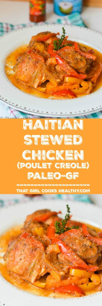 Haitian-stewed-chicken