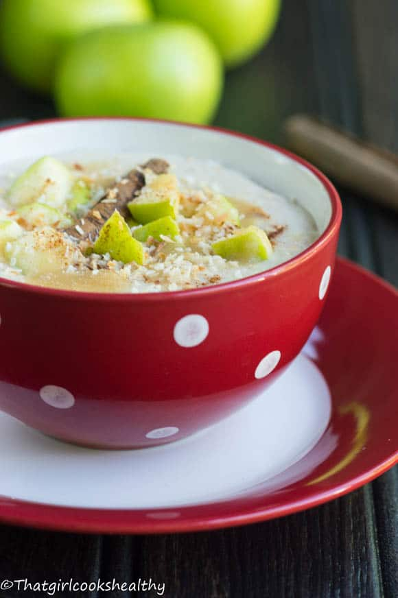 apple coconut oatmeal2
