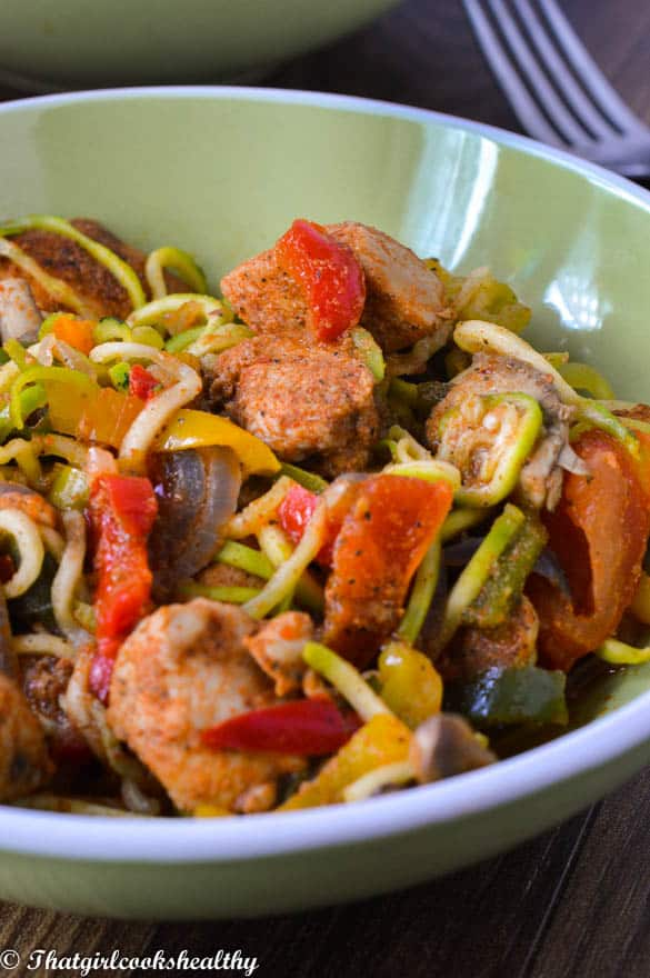 Cajun chicken with zoodles3