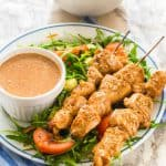 Almond-butter-chicken-satay