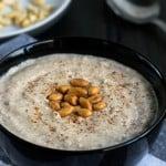 Jamaican-peanut porridge