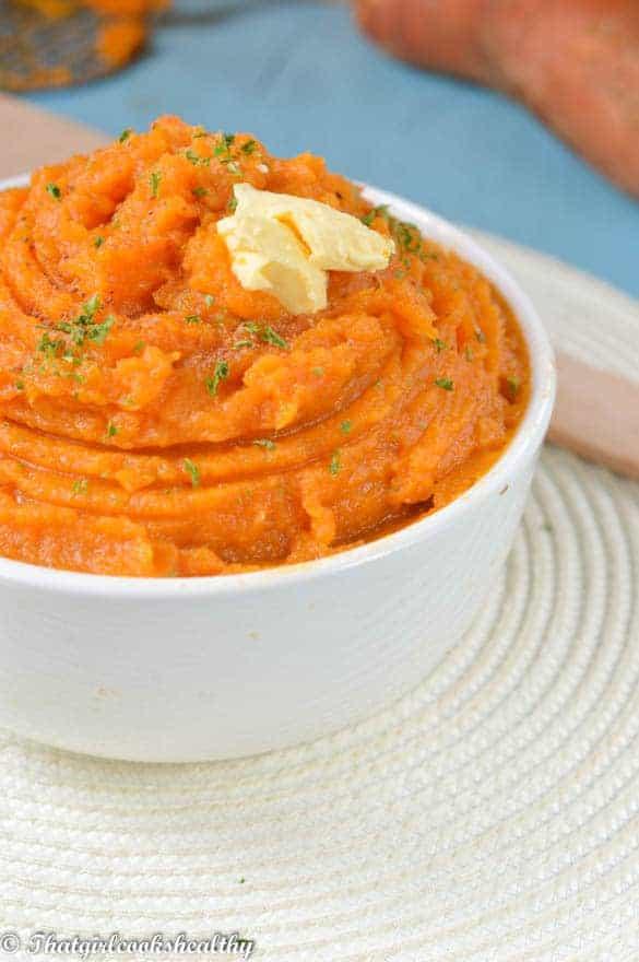 Sweet potato mash5