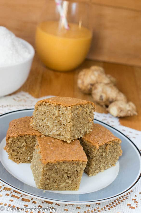 Jamaican Toto Coconut Cake Gluten Free And Paleo That