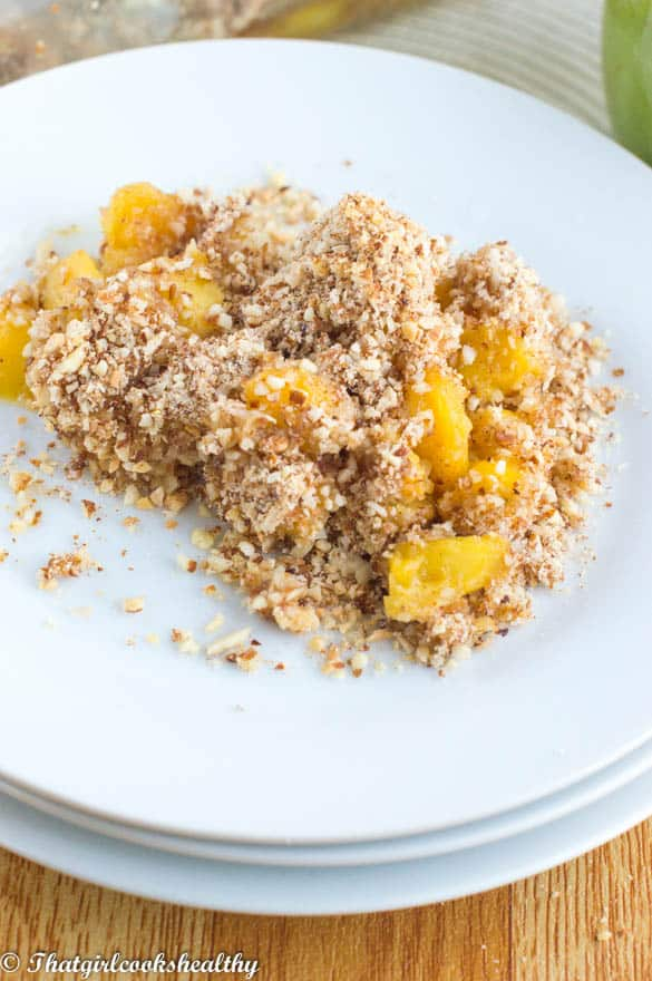 Pineapple mango crisp2