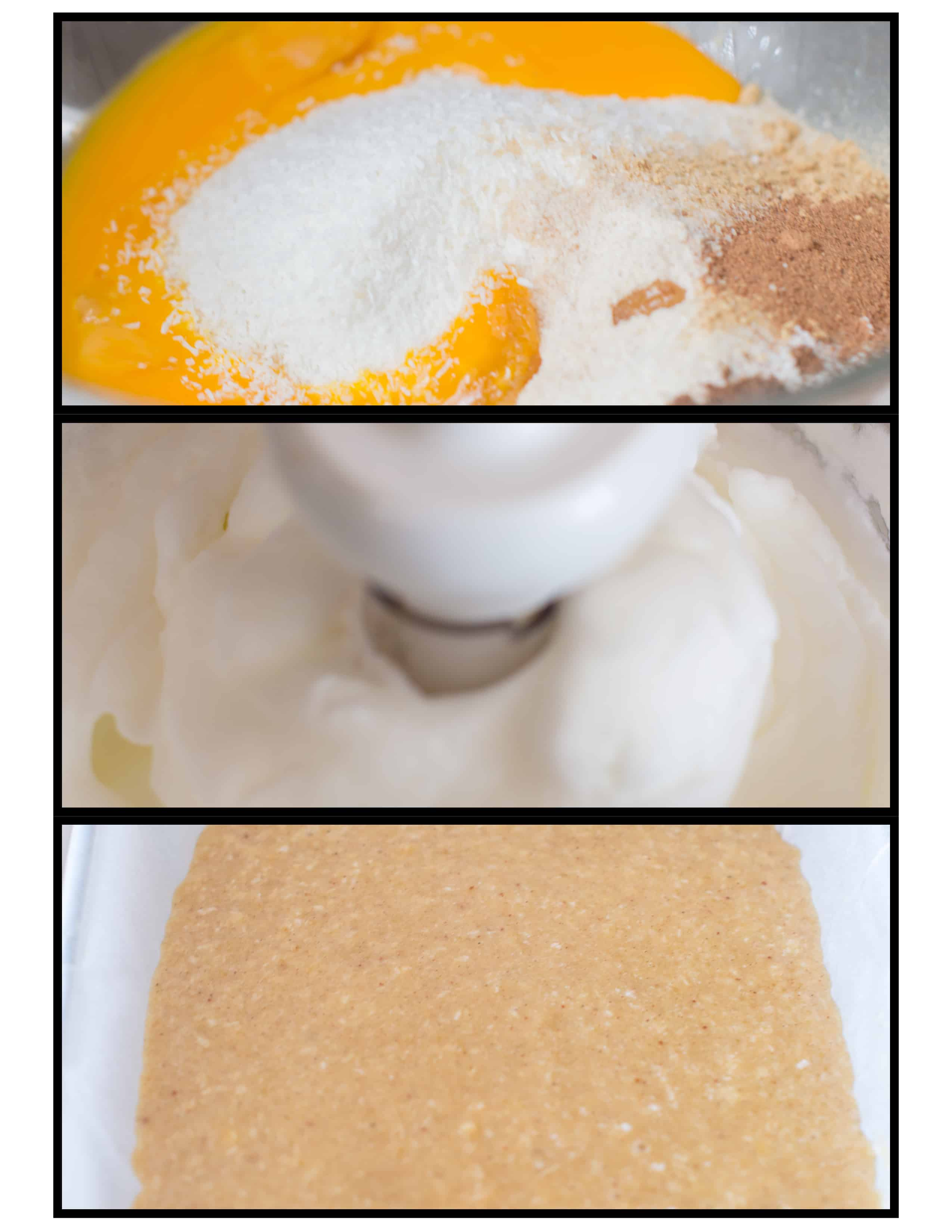 How To Make Coconut Toto Cake