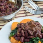 Red bean curry