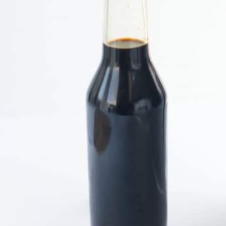 Homemade browning sauce