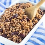 Jamaican rice and peas3