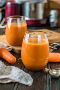Jamaican Carrot Juice Vegan Style That Girl Cooks Healthy