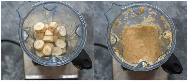 green banana porridge steps 5 6 - Green banana porridge (vegan style)