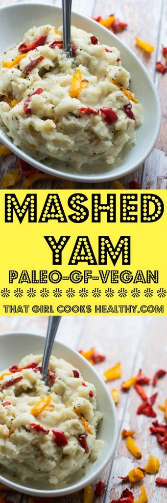 Mashed-yam