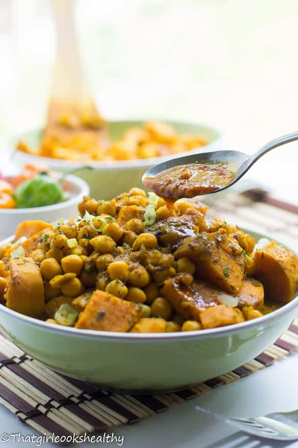 Channa and aloo recipe