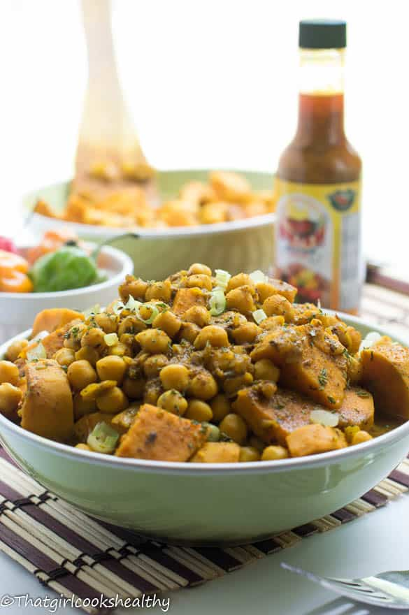 Channa and aloo recipe2
