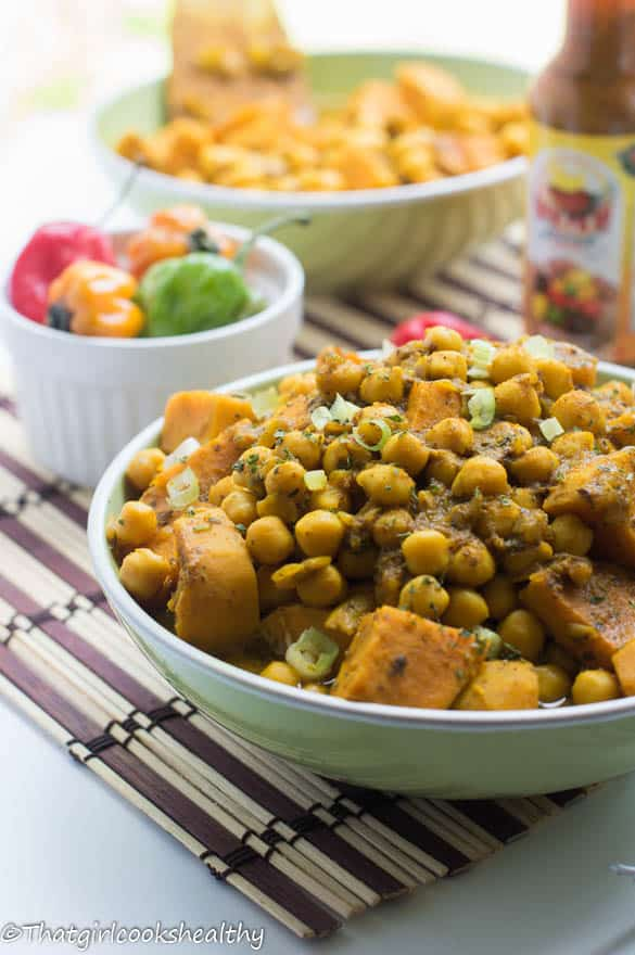 Channa and aloo recipe3
