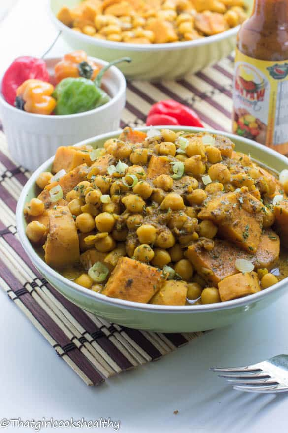 Channa and aloo recipe4
