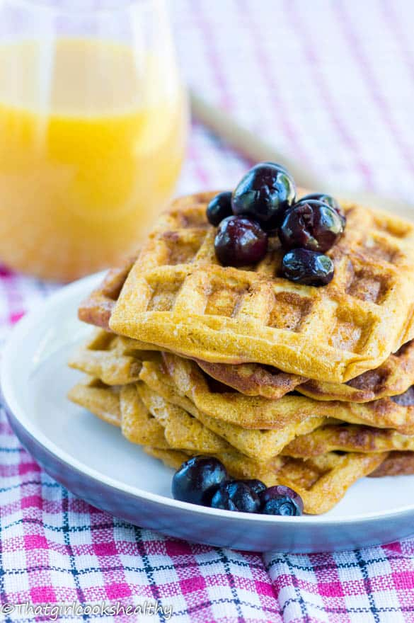 Sweet potato waffles4