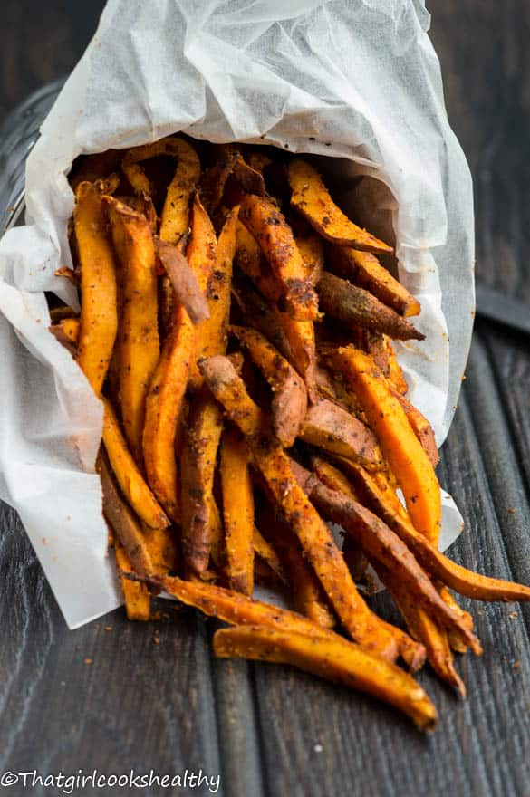Cajun sweet potato fries2
