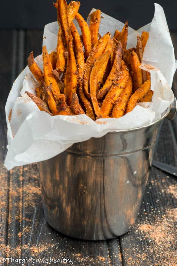 Cajun sweet potato fries3