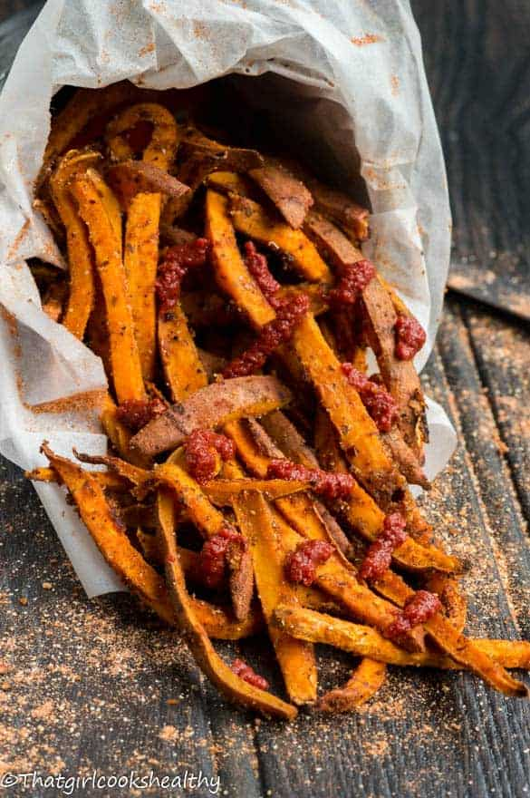 Cajun sweet potato fries4
