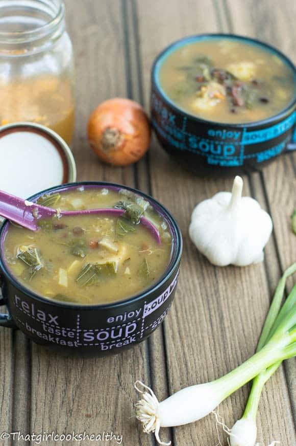 Gungo pea soup4