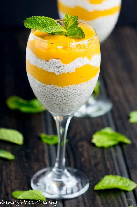 Mango chia seed pudding2