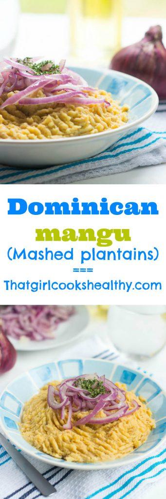 dominican mangu collage 341x1024 - Dominican mangu (mashed plantains)