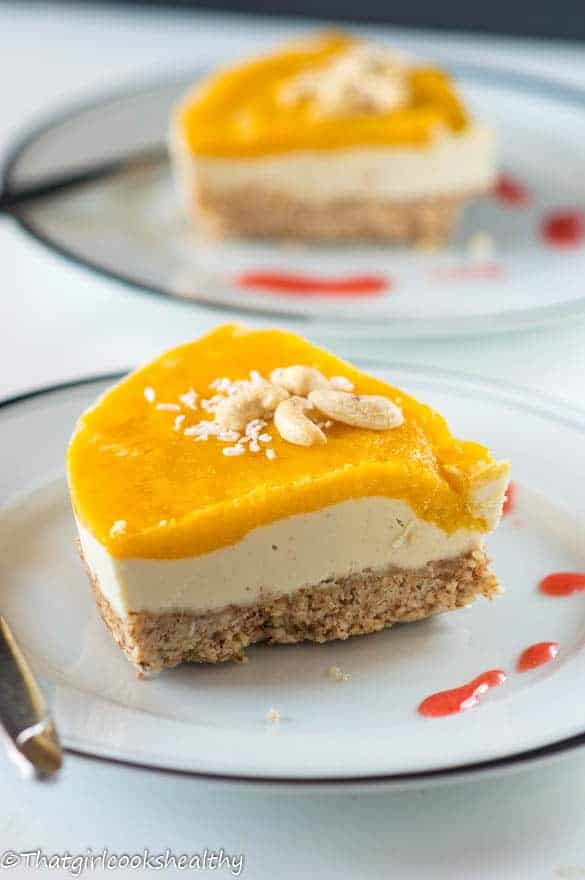 Healthy Cottage Cheese Cake