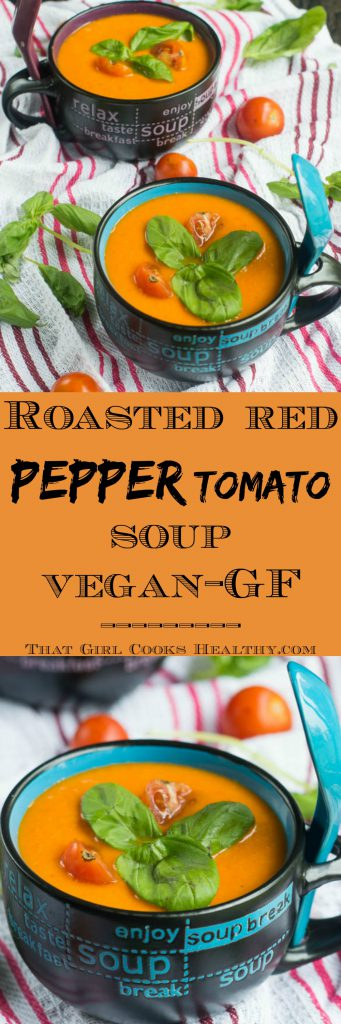 roasted red pepper tomato
