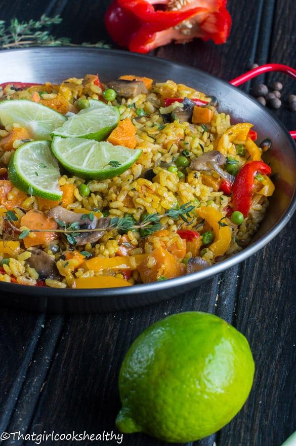 Caribbean paella3