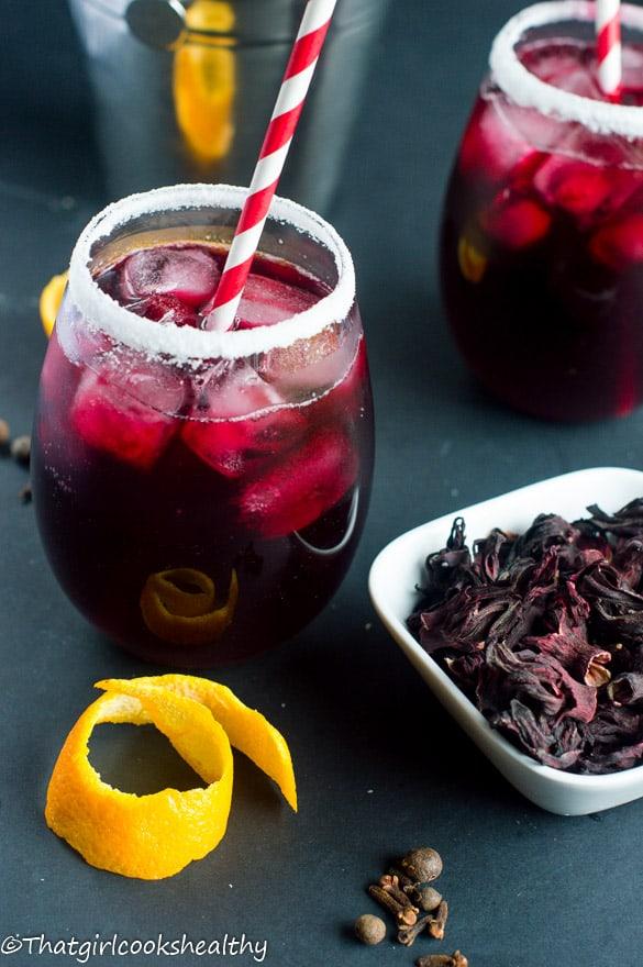 Sorrel drink recipe