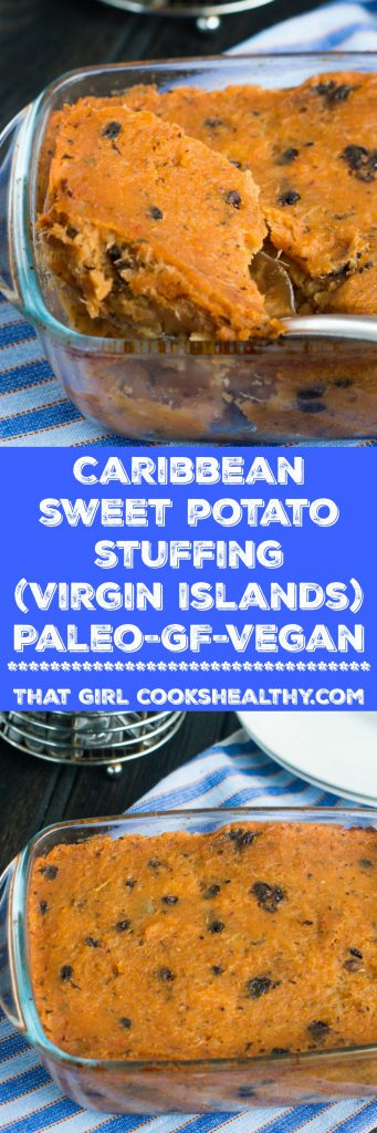Caribbean-sweet-potato-stuffing