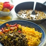 pigeon pea curry