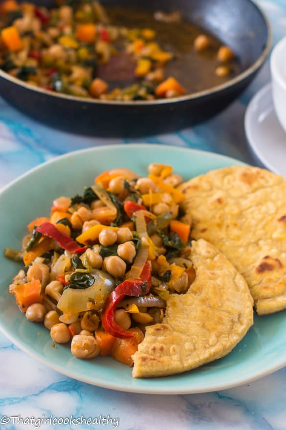 Vegetable and chickpea stew2